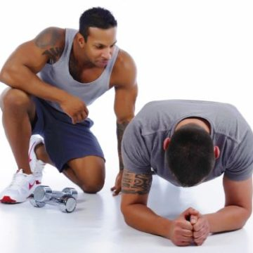 Men's Fitness Trainer, How A Fitness Trainer Can Help You Get In Shape Quickly And Effectively?